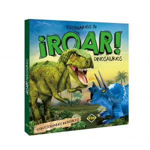 pop up dinosaurios 3D 1